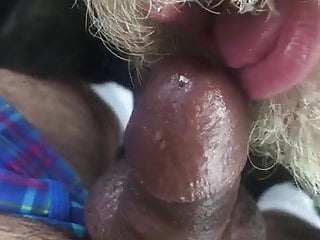 Son Pissing Dady Brashness Increased By Cum